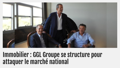 GGL nouvelle strategie immobilier insert site