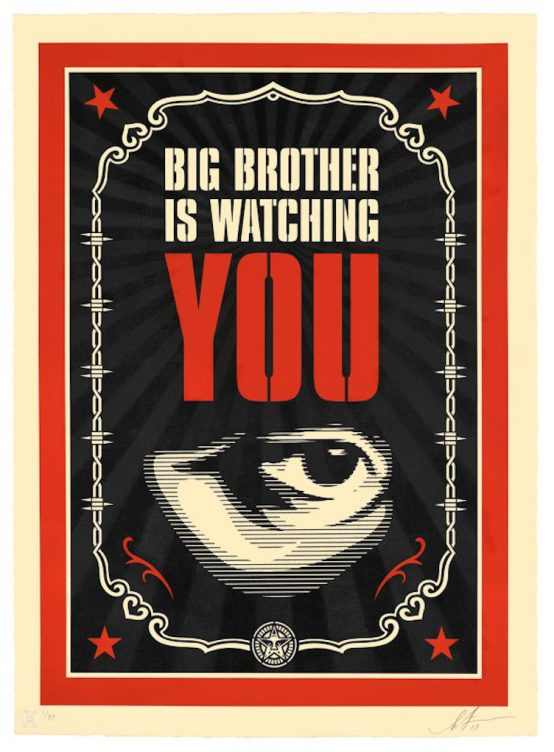obey big brother